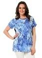 She&More Bluz Lacivert